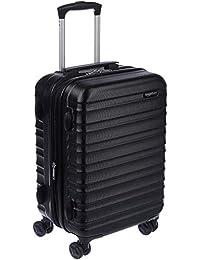Amazonベーシック スーツケース ハードタイプ ダブルキャスター付き