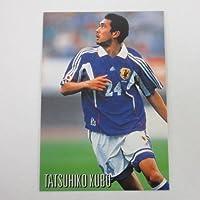 2000カルビー日本代表(静岡限定)■レギュラーカード■024/久保竜彦/広島