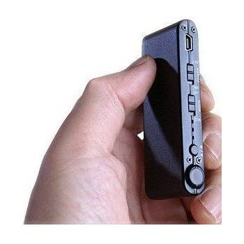 「Firestar」防犯専門店 HD高画質 ポケットDV 500時間待機 microSD最大32GB対応200万画素 動体検知機能搭載 ビデオカメラ 暗視補正機能あり VM-MD1000