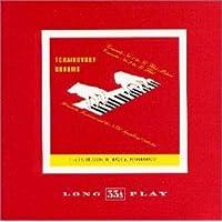 チャイコフスキー : ピアノ協奏曲第1番 / ブラームス : ピアノ協奏曲第2番