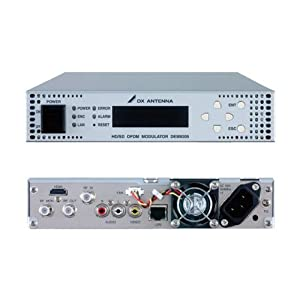 DXアンテナ OFDM変調器 HDMI入力対応 DEM9205