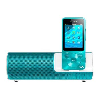 SONY ウォークマン Sシリーズ 16GB スピーカー付 ブルー NW-S785K/L