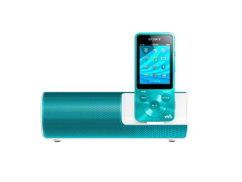 SONY ウォークマン Sシリーズ 8GB スピーカー付 ブルー NW-S784K/L