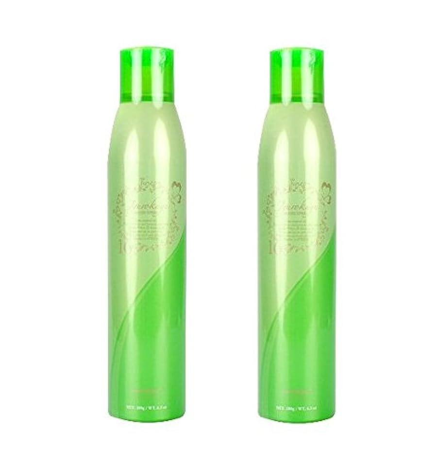 プラスチックデザートパッケージハホニコ プロ 十六油ツヤスプレー 180g×2個セット