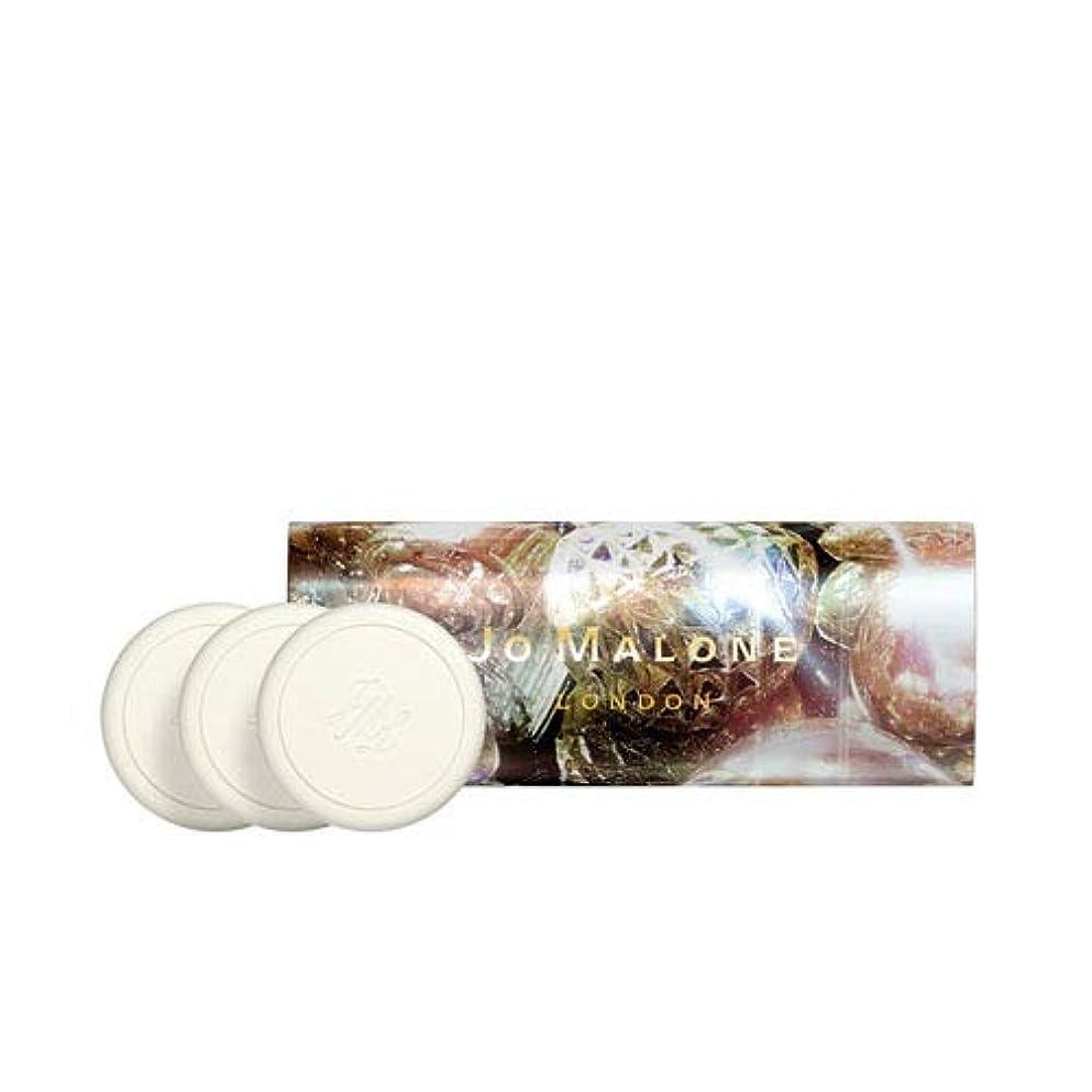 発表する熱投票ジョーマローン ミニチュアソープコレクション 15×13g JO MALONE CHRISTMAS MINIATURE SOAP COLLECTION [2454] [並行輸入品]