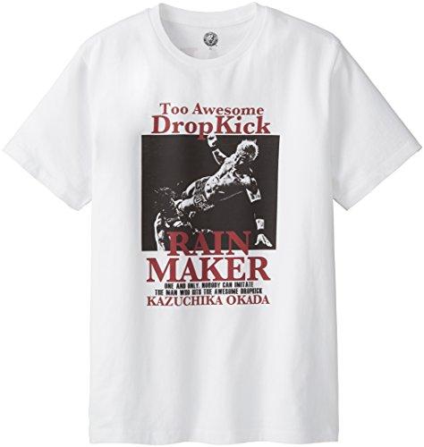 オカダ・カズチカ「DROP KICK」Tシャツ S