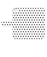 iphone7plus 手帳型 5.5インチ (2016)ケース アイフォン7プラス 5.5インチ スマホケース iphone7plus ケース アイフォン iphone シリーズ カバー スマートフォンケース スマホケース ブランド 名入れ 文字入れ 縦型 Apple かわいい ドット 水玉 ホワイト レッド