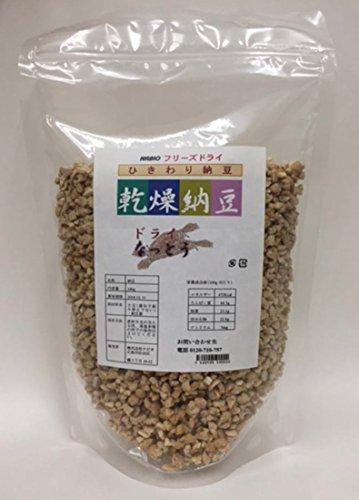 乾燥納豆 (ひきわり) フリーズドライ 140g