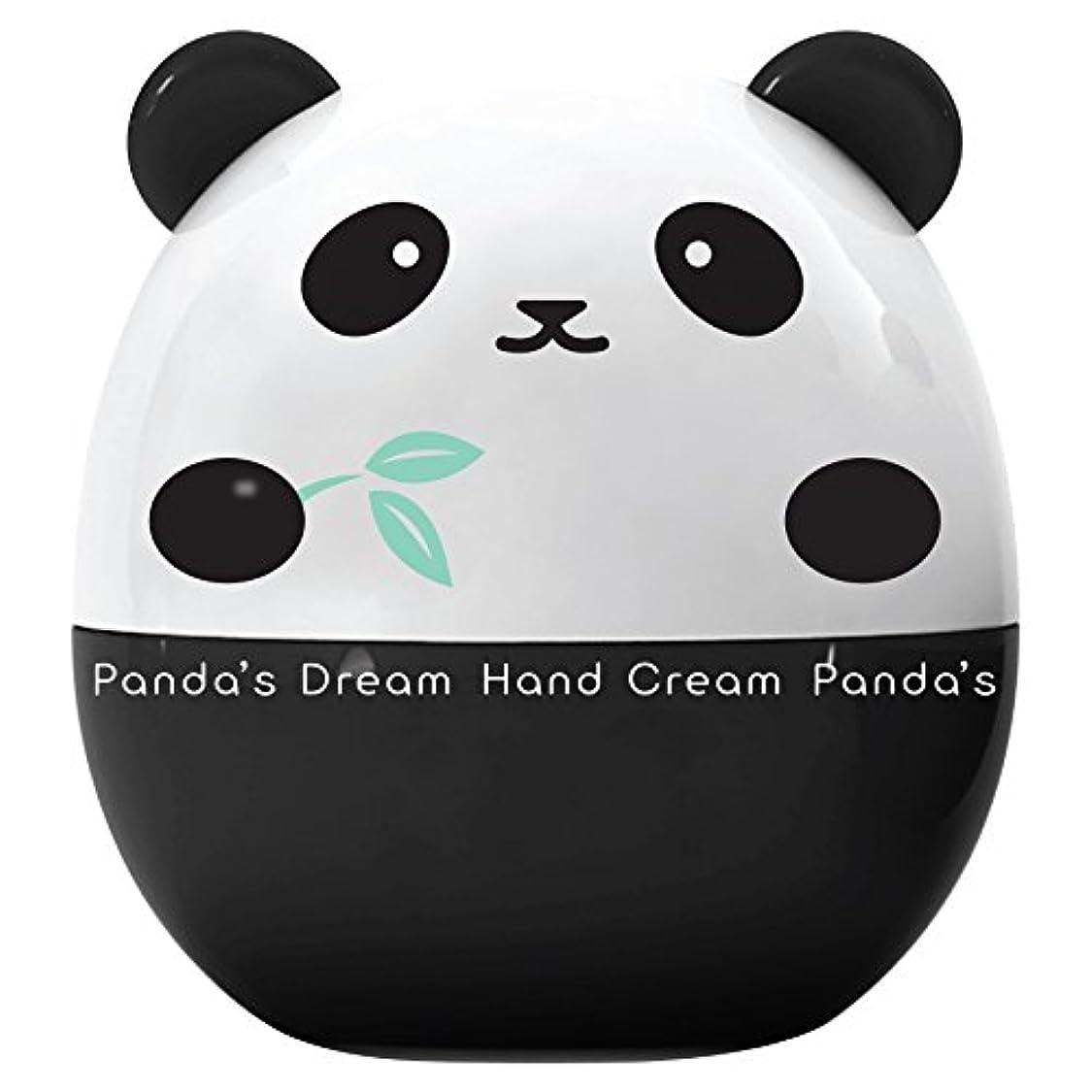 識字立法しっとりトニーモリー Panda'sDream ハンドクリーム 30g