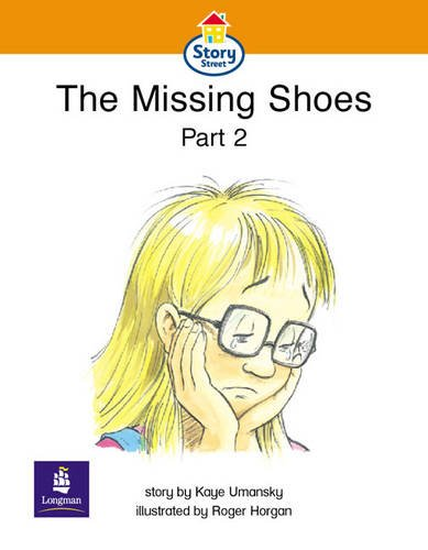 *LILA:SS:S4: THE MISSING SHOES PART 2 (LITERACY LAND)の詳細を見る