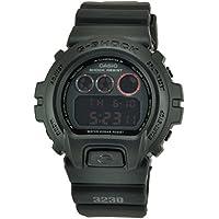 カシオ CASIO Gショック G-SHOCK 腕時計 マットブラック レッドアイ DW6900MS-1 [並行輸入品]