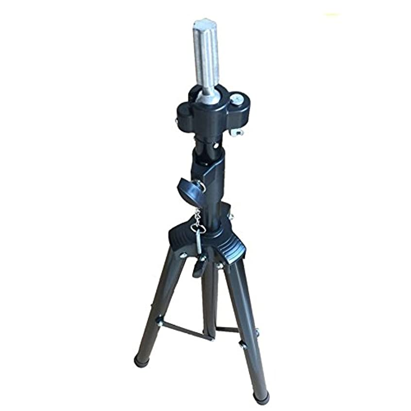 弾力性のある全体ほかにRemeehi マネキンヘッドスタンド クランプ 固定用 トレーニング専用 折りたたみ式 ホルダー 三脚タイプモデル用 伸縮可