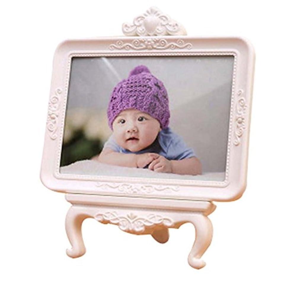 ダルセット敬な幻想的7インチベビーフォトフレーム子供の写真がかわいいフォトフレーム画像のフレーミングをフレーム