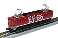 Zゲージ EF65形 1000番代 1019号機 レインボー塗装 T035-2 鉄道模型 電気機関車