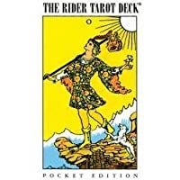 Rider Waite Tarot - Pocket Deck by US Games [並行輸入品]