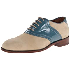 Florsheim by Duckie Brown Saddle Shoe