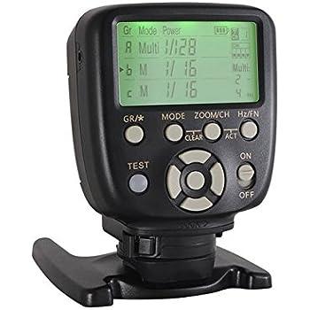 YONGNUO YN560TX II 技適マーク付き ワイヤレスフラッシュコントローラ YN560III対応 RF602 RF603シリーズ互換性あり キャノン用