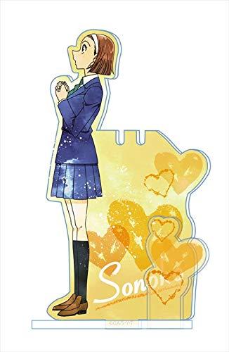 名探偵コナン 鈴木園子 ウェットカラーシリーズ -Lovers- アクセサリースタンド