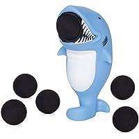 Hog Wild Shark Popper Foam Battle Toy [並行輸入品]