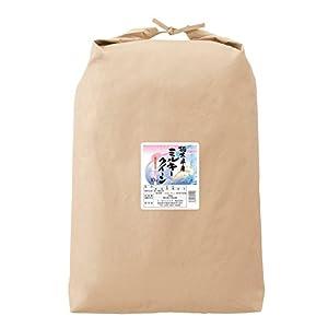 栃木県産 玄米 ミルキークイーン(異物除去調製済) 30Kg 平成29年産