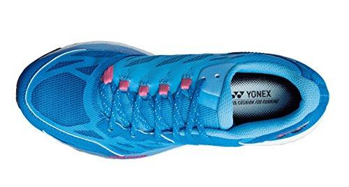 コバルトブルー (ヨネックス) セーフラン310 レディース 23.0cm Yonex レディース SHR310L ランニングシューズ