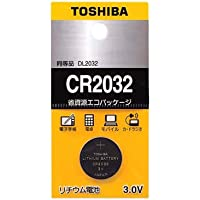 TOSHIBA CR2032EC コイン形リチウム電池