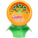 Little Kids Fubbles Bubble Machine Novelty, Orange by Little Kids