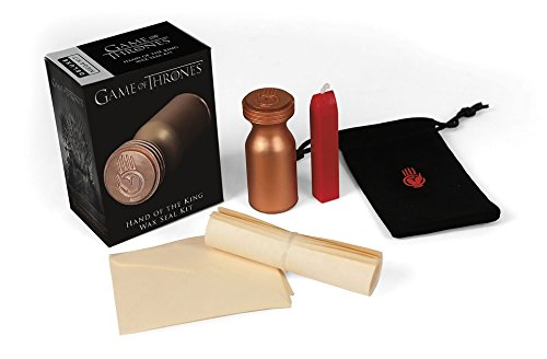 Game of Thrones: Hand of the King Wax Seal Kit (Mi...