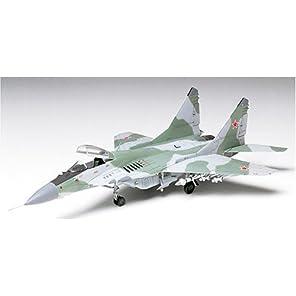 タミヤ 1/72 ウォーバードコレクション WB-4 Mig-29ファルクラム