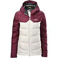 Kathmandu Epiq Women's Hooded Warm Winter Duck Down Puffer Jacket