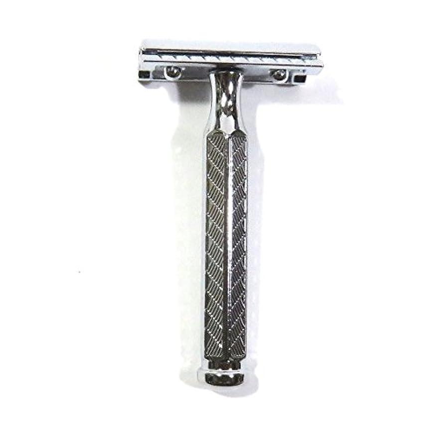 廃棄する割り当てますアジテーションゾーリンゲン メルクール髭剃り(ひげそり)342 両刃ホルダー(替刃11枚付)   角度調節付?替刃11枚付 プラケース付模様入り六角ハンドル