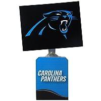 Siskiyou Sports FSOL170 Carolina Panthers Solar Flags
