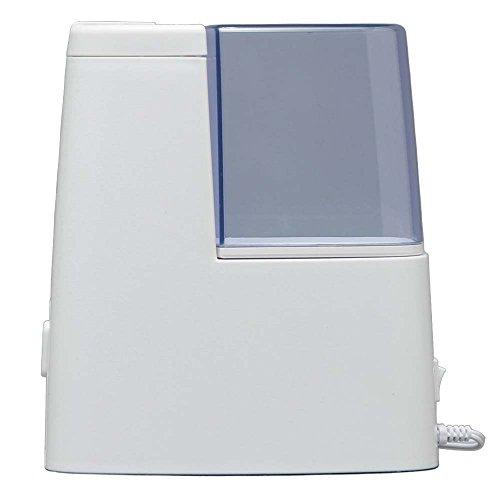 アイリスオーヤマ加湿器加熱式アロマ対応ブルーSHM-120D-A