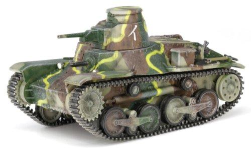 1/72 WW.II 日本陸軍95式軽戦車ハ号 北満型 陸軍公主嶺学校 満州 1941