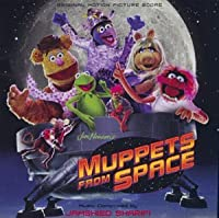 Muppets From Space: Original Motion Picture Score
