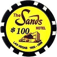 ファンタジーチップ – $ 100 The Sands Hotel Casino
