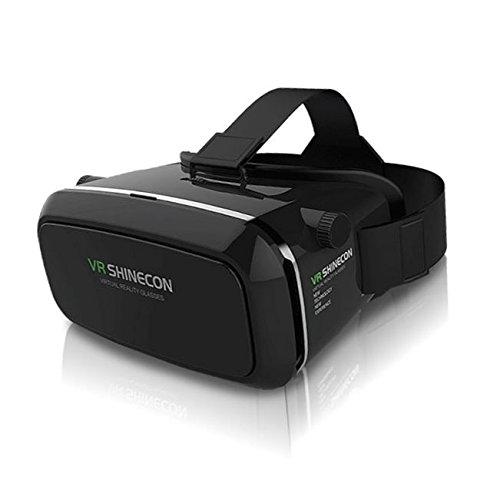 MIRACLE 秘密の 3D シアター VR グラス ヘッド...