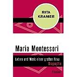 Maria Montessori: Leben und Werk einer großen Frau (Fischer Taschenbücher) (German Edition)