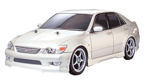 1/10 電動ラジオコントロールカー シリーズ トヨタ アルテッツァ