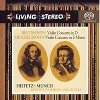 ベートーヴェン&メンデルスゾーン:ヴァイオリン協奏曲