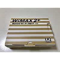 WiMAX 2+ Speed Wi-Fi NEXT W02 WHITE(ホワイト)