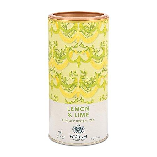 ウィッタード インスタントティー レモン&ライム 450g Lemon & Lime Instant Tea