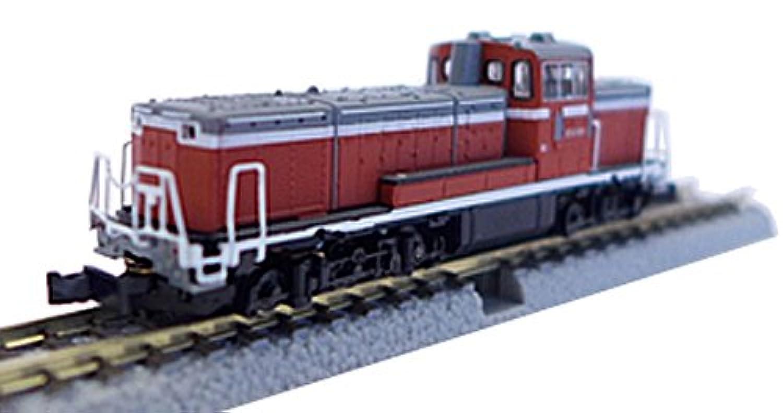 ロクハン Zゲージ T012-5 DE10 1500 B寒地形 国鉄色