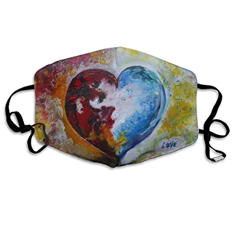 駐地天井敬意を表してMorningligh ハート マスク 使い捨てマスク ファッションマスク 個別包装 まとめ買い 防災 避難 緊急 抗菌 花粉症予防 風邪予防 男女兼用 健康を守るため