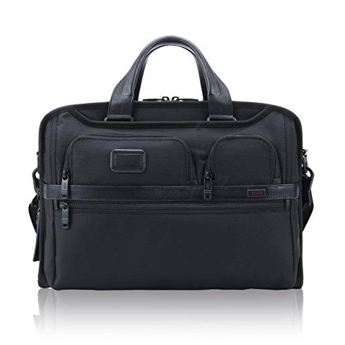 [トゥミ] ビジネスバッグ 公式 正規品 ALPHA2 日本限定スタイル インターナショナル・オーガナイザー・ブリーフ 026109 D2E ブラック