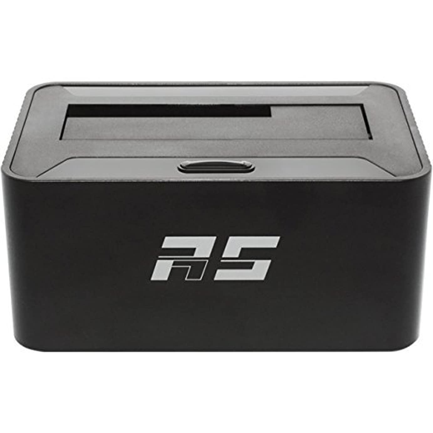 インドレオナルドダ純粋にHighPoint 5Gbps USB3.0 to SSD / SATA Hard Drive Docking Station (RocketStor 5411A) [並行輸入品]