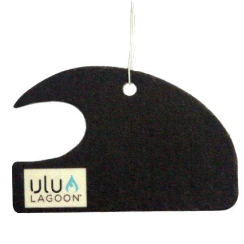 Ulu Lagoon 芳香剤 ブラック UluFreshener-BLK-1SZ