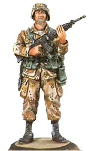 アンドレアミニチュアズ SG-F11 U.S. Infantryman(Desert Storm1991