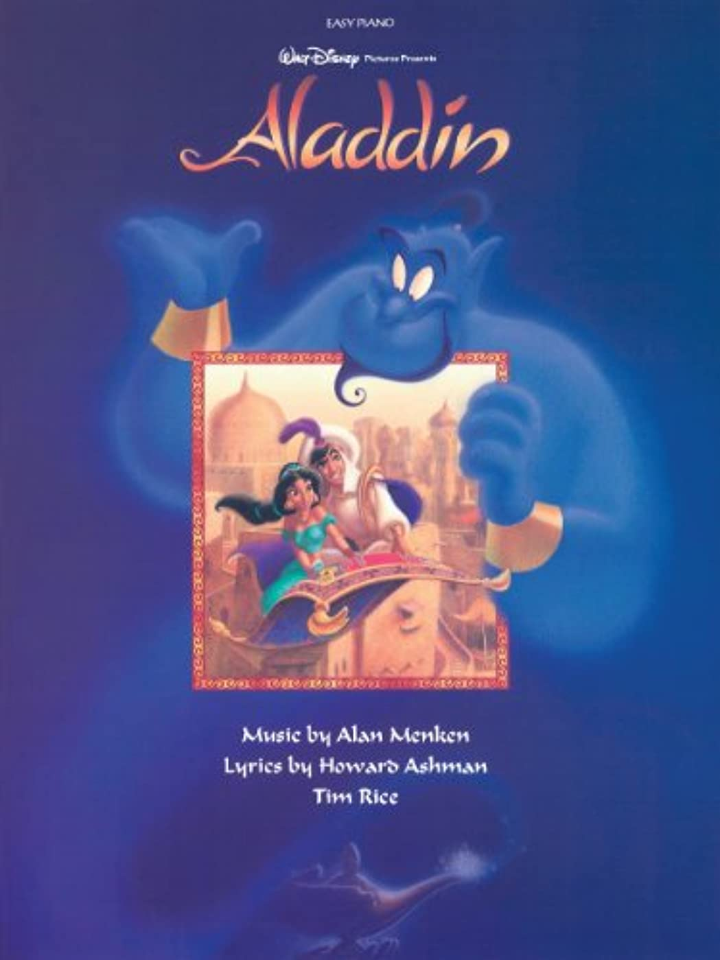 操縦するあなたは漏斗Aladdin Songbook (English Edition)