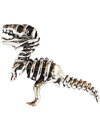 鎌倉カフス工房 恐竜の骨ピンズ cf1468